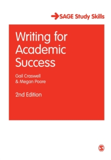 Writing for Academic Success, Paperback Book