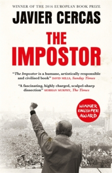 The Impostor, Paperback / softback Book