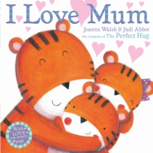 I Love Mum, Paperback Book