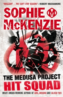 The Medusa Project: Hit Squad, Paperback Book