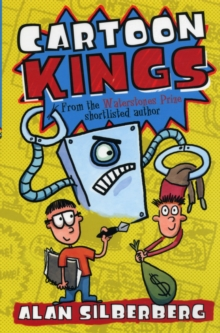 Cartoon Kings, Paperback Book