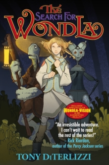 The Search for WondLa, Paperback Book