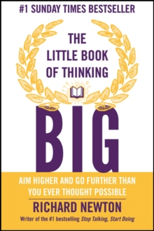 The Little Book of Thinking Big, Paperback Book