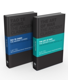 The Ancient Classics Collection: The Art of War & Tao Te Ching, Hardback Book