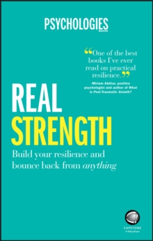 Real Strength : Build your resilience and bounce back from anything, Paperback / softback Book