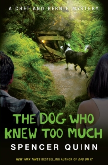 The Dog Who Knew Too Much, Paperback Book
