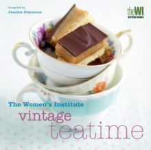 Women's Institute: Vintage Teatime, Hardback Book