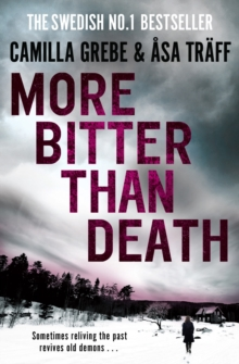 More Bitter Than Death, Paperback Book