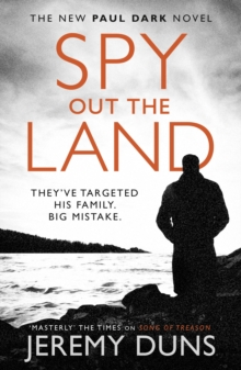 Spy Out The Land, Paperback Book