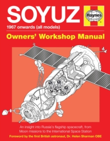 Soyuz Manual, Hardback Book