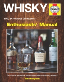 Whisky Manual, Hardback Book