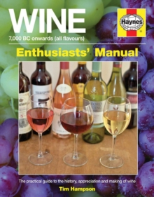 Wine Manual, Hardback Book