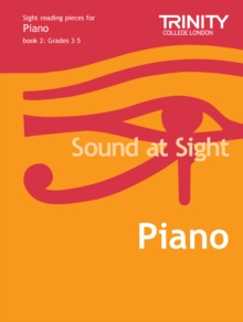 Sound at Sight Piano Book 2 (Grades 3-5), Sheet music Book