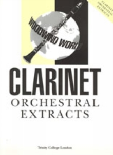 Woodwind World Orchestral Extracts: Clarinet, Sheet music Book