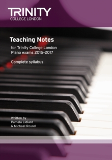 Piano 2015 - 17 Teaching Notes, Paperback Book