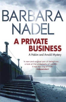 A Private Business : A Hakim and Arnold Mystery, Paperback Book