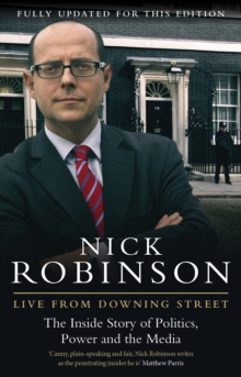 Live from Downing Street, Paperback Book