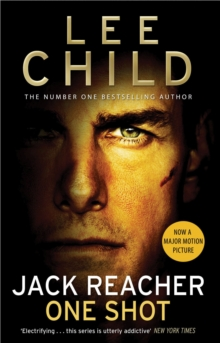 Jack Reacher (One Shot), Paperback Book