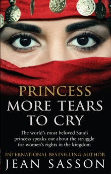Princess More Tears to Cry, Paperback Book
