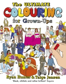 The Ultimate Colouring for Grown-Ups, Paperback Book