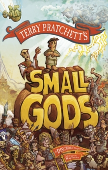 Small Gods : A Discworld Graphic Novel, Hardback Book