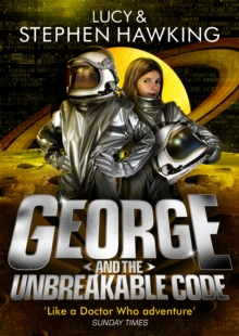 George and the Unbreakable Code, Hardback Book