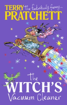 The Witch's Vacuum Cleaner : And Other Stories, Hardback Book