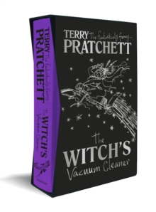 The Witch's Vacuum Cleaner : Deluxe Hardback Collector's Edition, Hardback Book
