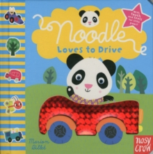 Noodle Loves to Drive, Board book Book