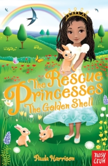 Rescue Princesses: The Golden Shell, Paperback Book