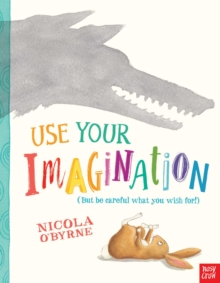 Use Your Imagination, Paperback Book