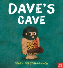 Dave's Cave, Paperback Book