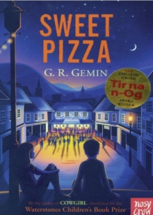 Sweet Pizza, Paperback Book