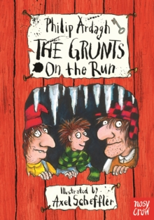 The Grunts on the Run, Paperback Book