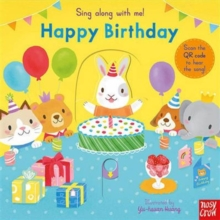 Sing Along With Me! Happy Birthday, Board book Book