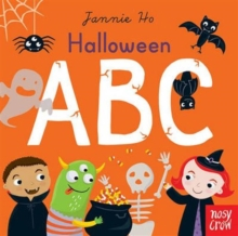 Halloween ABC, Board book Book