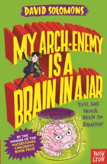 My Arch-Enemy Is a Brain In a Jar, Paperback Book
