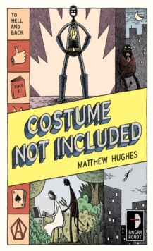Costume Not Included, Paperback Book
