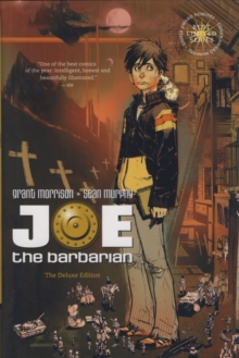 Joe the Barbarian, Hardback Book