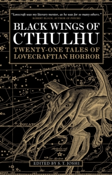 Black Wings of Cthulhu (Volume One), Paperback Book