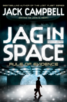 JAG in Space - Rule of Evidence (Book 3), Paperback Book