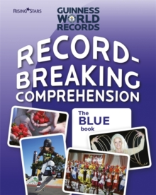 Record Breaking Comprehension Blue Book, Paperback Book