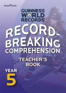 Record Breaking Comprehension Year 5 Teacher's Book, Paperback / softback Book