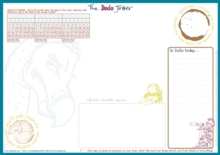 The Dodo Jotter Pad - A3 Desk Sized Jotter-Scribble-Doodle-to-do-List-Tear-off-Notepad, Loose-leaf Book
