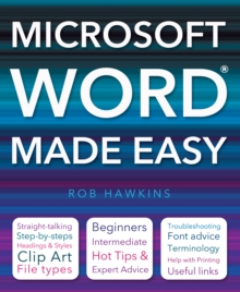 Microsoft Word Made Easy, Paperback Book