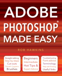Adobe Photoshop Made Easy, Paperback Book