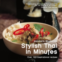 Stylish Thai in Minutes, Paperback Book
