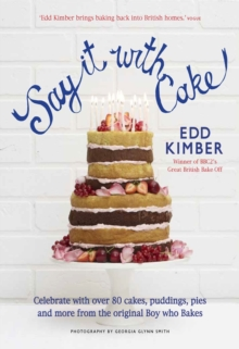 Say it with Cake, Hardback Book