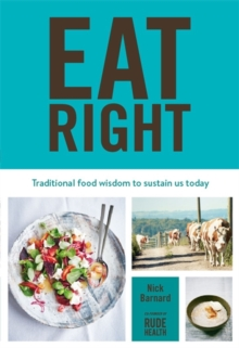 Eat Right, Hardback Book