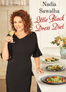 Nadia Sawalha's Little Black Dress Diet, Paperback Book